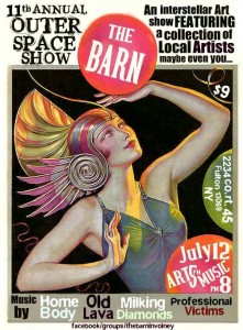 the barn flyer